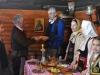 Са снимања Божићне емисије у Терзића авлији