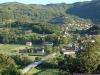 Улазак у село преко реке Ђетиње