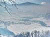 Зимска панорама Злакусе