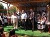 Министар Динкић у посети селу са члановима Завичаја