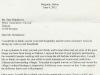 Писмо амбасадорке Мери Ворлик након посете Терзића авлији