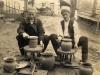 Најстарија фотографија злакушких грнчара