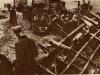 Немац на минираној пруги у Злакуси у II светском рату