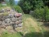 Темељи старе куће у Шуњеварићима