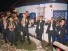 Оркестар Вељка Остојића на отварању ликовне колоније