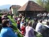 Концерт фолклора етно удружења Завичај пред туристима