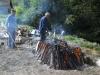 Печење Злакушке грнчарије на отвореној ватри