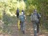 Чланови подмлатка у лову у кањону реке Врбас - Околина Мркоњица