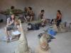 Уметници на међународној колонији уметничке керамике
