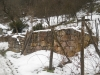Темељи старе куће у засеоку Шуњеварићи