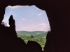 Потпећка пећина - Поглед из пећине