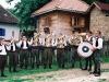 Снимање документарног филма о труби у Терзића авлији