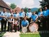 Трубачки оркестар Вељка Остојића у Терзића авлији